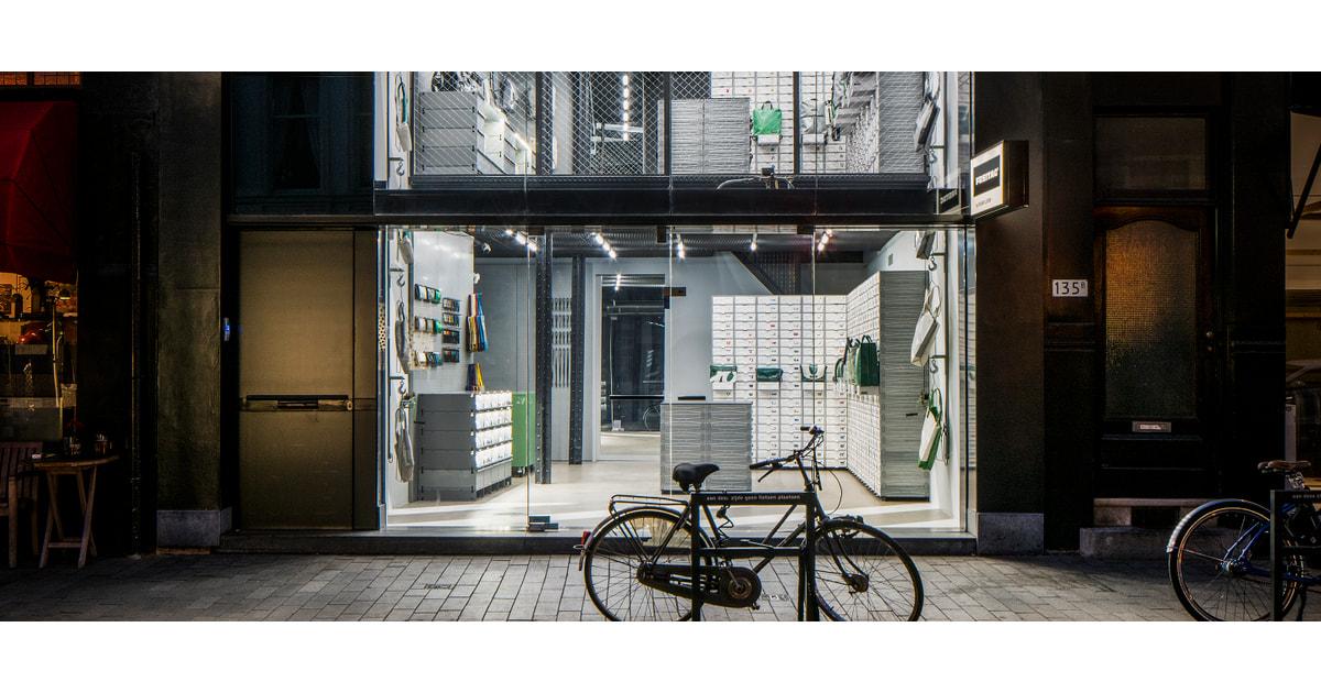 Freitag Store Rotterdam by Eduard Leiden | FREITAG