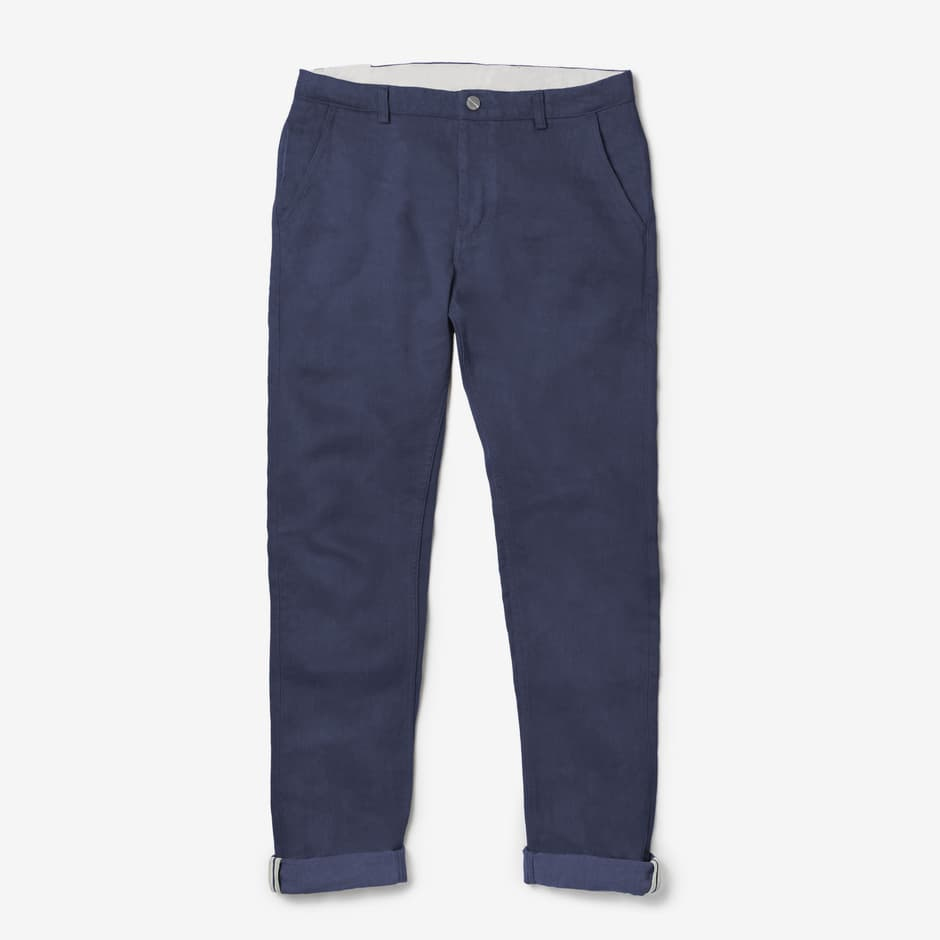E550 Workpant Dark Blue