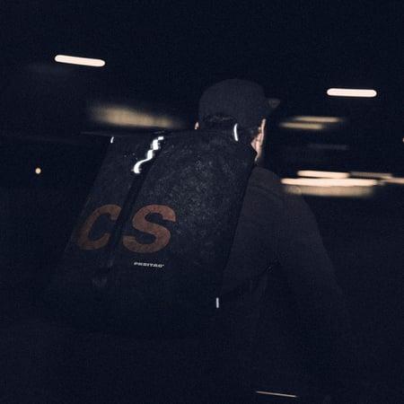 F155 CLAPTON by night