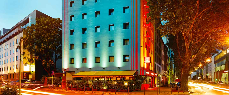 25hours Hotel Frankfurt The Goldman Freitag