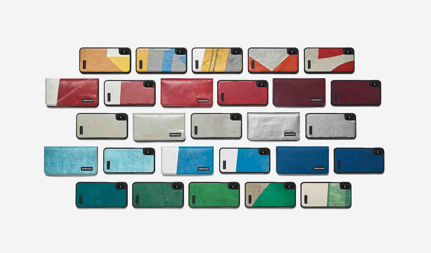 BUMPER BOOKLET F350/F59 for iphone X