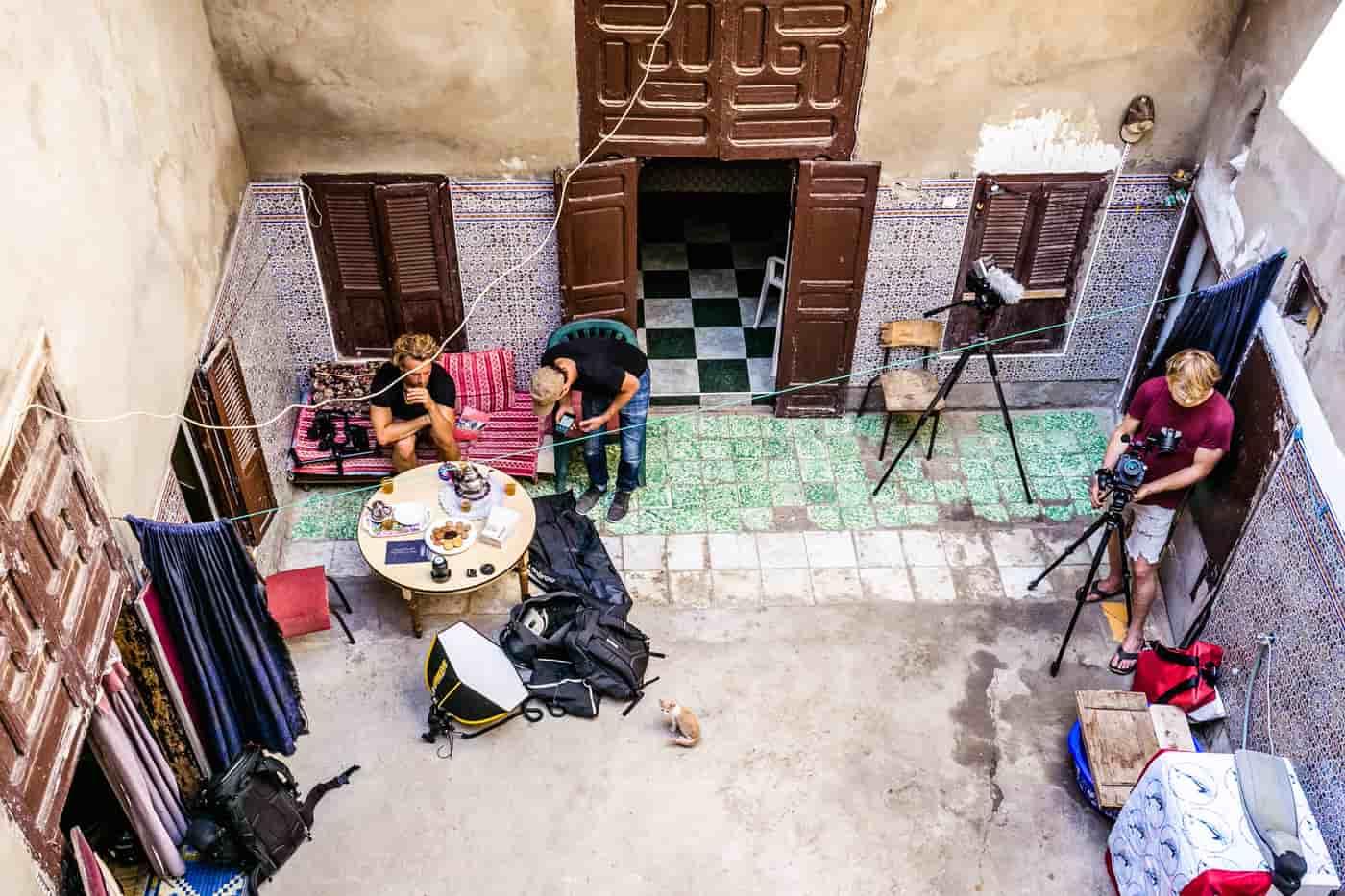 FREITAG and Beyond - Funky old Medina