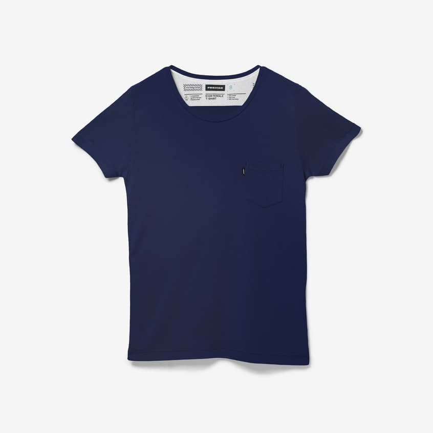 E320 T-Shirt Female Dark Blue