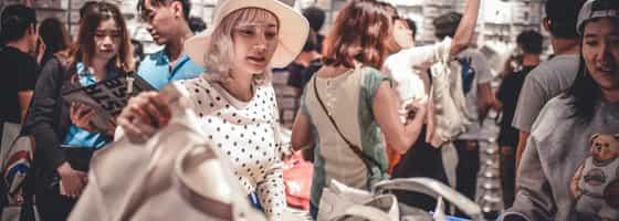 Bangkok Pop-Up Openingn