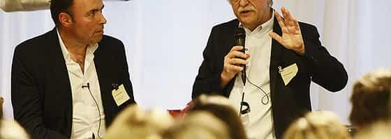 Hans Leyendecker bei FREITAG am Donnerstag