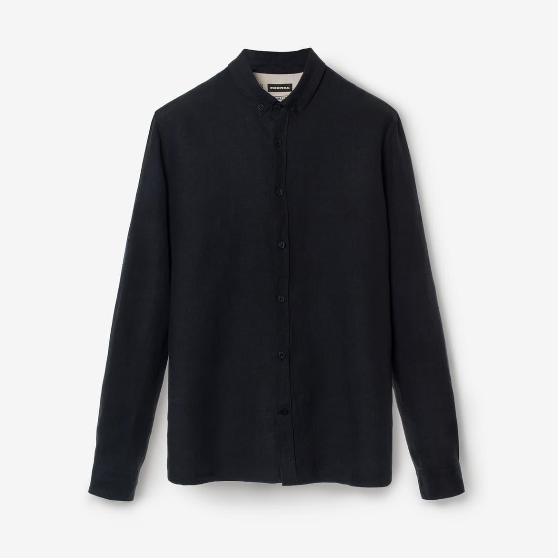 E781 MALE SHIRT, Black