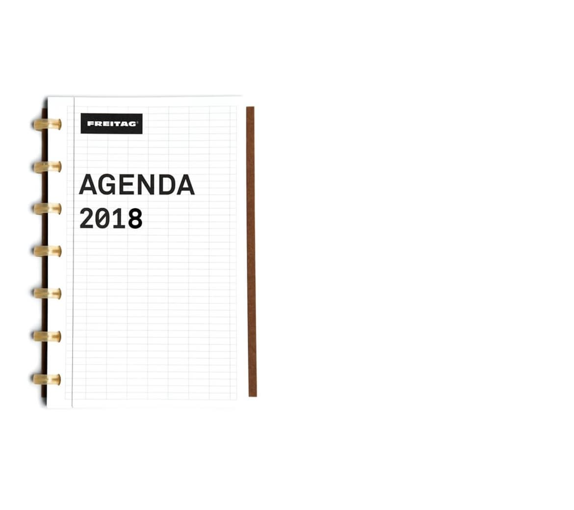 F27 Agenda Inlay for Freitag Agenda