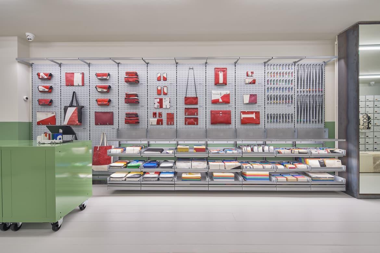 FREITAG Store Amsterdam by Selekteur