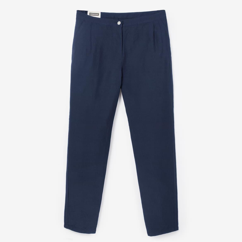 E152 FEMALE PANT, Dark Blue