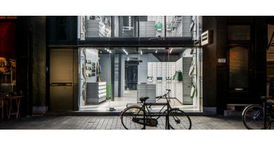 Auto Garage Rotterdam : Freitag store rotterdam by eduard leiden freitag